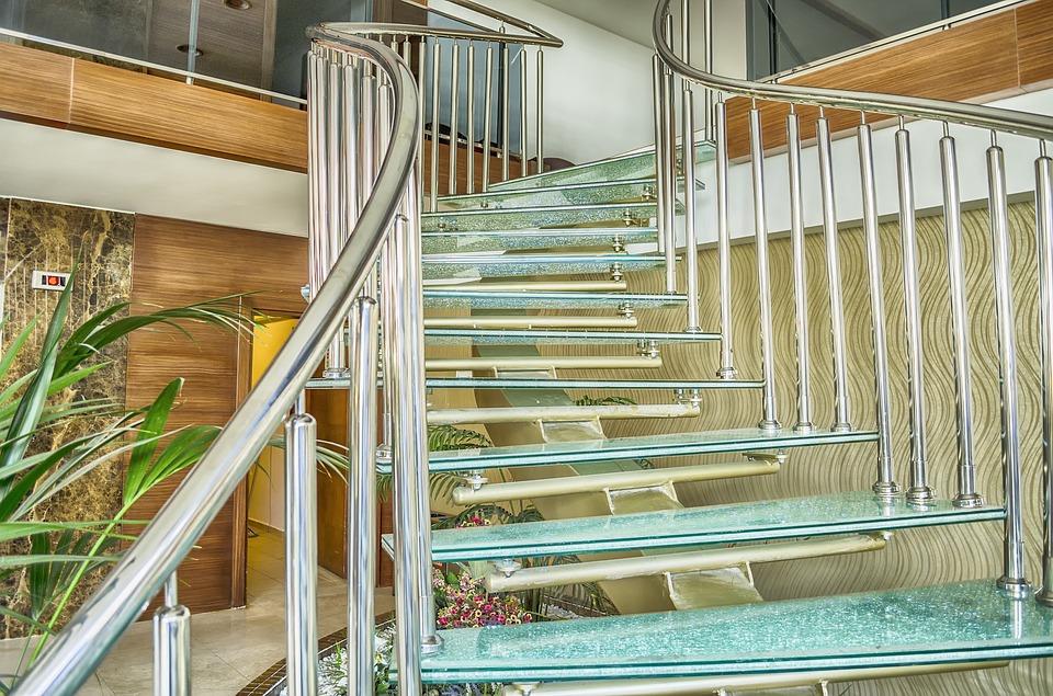 luxusní schody